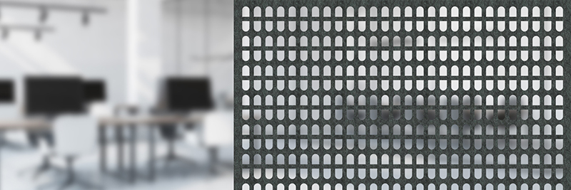 Akustyczne panele ażurowe Moira Screen N Capsule