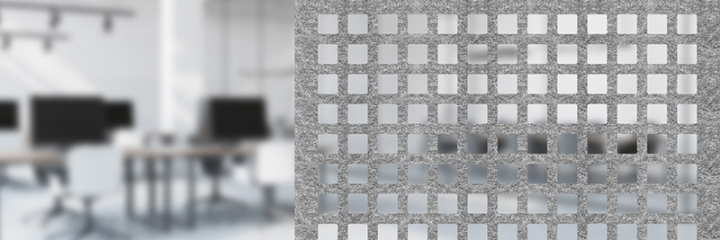 Akustyczne panele ażurowe Moira Screen N Cube