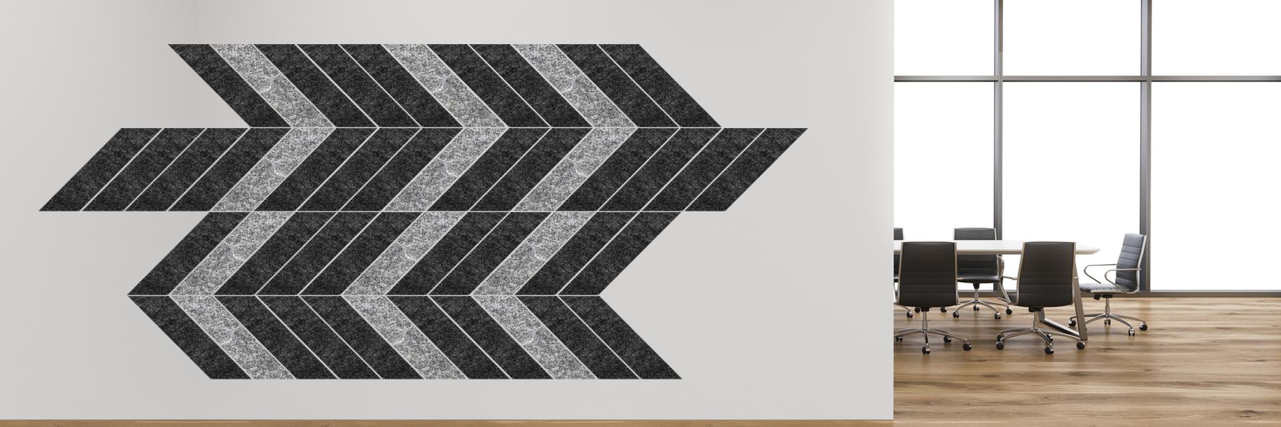 Akustyczne panele ścienne Lazzio Line